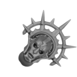 Warhammer AoS Bitz: Stormcast Eternals - Paladins - Torso I3e - Head, Decimator Prime
