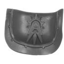Warhammer AoS Bitz: Stormcast Eternals - Paladins - Torso H4c - Schulterpanzer, Rechts