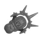 Warhammer AoS Bitz: Stormcast Eternals - Judicators - Torso G1c - Head
