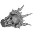 Warhammer AoS Bitz: Stormcast Eternals - Judicators - Torso G1g - Head