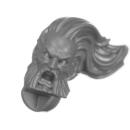 Warhammer AoS Bitz: Stormcast Eternals - Evocators - Torso A2f - Head, Knight-Incantor