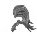 Warhammer AoS Bitz: Stormcast Eternals - Vanguard-Raptors - Torso K2a - Hair