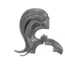 Warhammer AoS Bitz: Stormcast Eternals - Vanguard-Raptors - Torso K2c - Hair