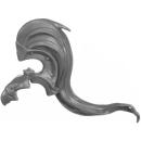Warhammer AoS Bitz: Stormcast Eternals - Vanguard-Raptors - Torso K2d - Hair, Prime
