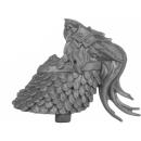 Warhammer AoS Bitz: Stormcast Eternals - Gryph-Hounds - Torso A1b - Kopf, Alpha