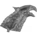 Warhammer AoS Bitz: Stormcast Eternals - Gryph-Hounds - Torso B1a - Kopf, Links