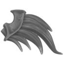 Warhammer AoS Bitz: Stormcast Eternals - Vanguard-Palladors - Kopf B1c - Haar