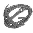 Warhammer AoS Bitz: Stormcast Eternals - Vanguard-Palladors - Accessory E2 - Rope+Anchor