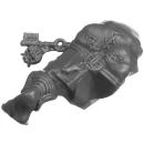 Warhammer AoS Bitz: Fyreslayers - Hearthguard - Torso B1a - Körper