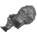 Warhammer AoS Bitz: Fyreslayers - Hearthguard - Torso D1a - Körper