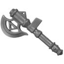 Warhammer AoS Bitz: Fyreslayers - Hearthguard - Weapon B2 - Fyresteel Throwing Axe