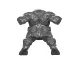 Warhammer AoS Bitz: Fyreslayers - Vulkite Berzerkers - Torso A - Body, Karl