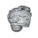 Warhammer 40k Bitz: Grey Knights - Grey Knight Terminatoren - Kopf M - Apothecarius
