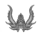 Warhammer AoS Bitz: Fyreslayers - Auric Runefather - Torso A4h - Magmadroth, Horns