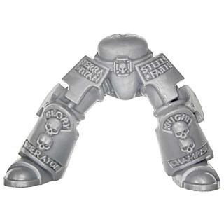 Warhammer 40k Bitz: Grey Knights - Grey Knight Terminatoren - Beine A