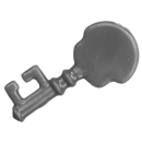 Warhammer AoS Bitz: Fyreslayers - Auric Runefather - Torso F2c - Accessoire, Schlüssel