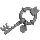Warhammer AoS Bitz: Fyreslayers - Auric Runefather - Torso F2d - Accessoire, Schlüssel