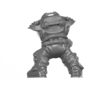 Warhammer AoS Bitz: Kharadron Overlords - Grundstok Thunderers - Torso B1 - Body