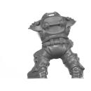 Warhammer AoS Bitz: Kharadron Overlords - Grundstok Thunderers - Torso B1 - Körper