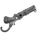 Warhammer AoS Bitz: Kharadron Overlords - Grundstok Thunderers - Torso B5a - Aethershot Rifle