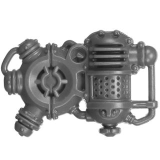 Warhammer AoS Bitz: Kharadron Overlords - Grundstok Thunderers - Torso B7 - Backpack