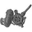 Warhammer AoS Bitz: Kharadron Overlords - Grundstok Thunderers - Torso C7 - Backpack