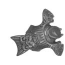 Warhammer AoS Bitz: Kharadron Overlords - Grundstok Thunderers - Torso C2b - Front, Gunnery Sergeant