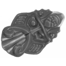 Warhammer AoS Bitz: Kharadron Overlords - Grundstok Thunderers - Torso C3b - Head, Gunnery Sergeant