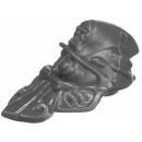 Warhammer AoS Bitz: Kharadron Overlords - Grundstok Thunderers - Torso C3c - Head, Gunnery Sergeant