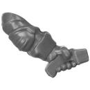 Warhammer AoS Bitz: Kharadron Overlords - Grundstok Thunderers - Torso D4 - Arm
