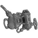 Warhammer AoS Bitz: Kharadron Overlords - Grundstok Thunderers - Torso D7 - Backpack