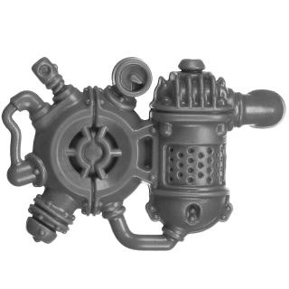Warhammer AoS Bitz: Kharadron Overlords - Grundstok Thunderers - Torso E6 - Backpack