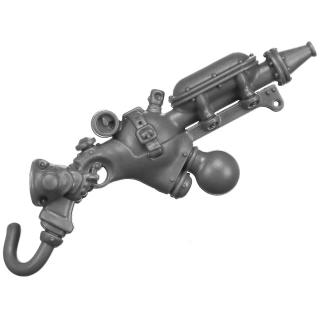 Warhammer AoS Bitz: Kharadron Overlords - Grundstok Thunderers - Torso E5b - Aetheric Fumigator