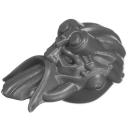 Warhammer AoS Bitz: Kharadron Overlords - Grundstok Gunhauler A03h - Crew, Gunner, Head