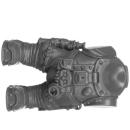 Warhammer AoS Bitz: Kharadron Overlords - Grundstok Gunhauler A02g - Crew, Steerer, Torso