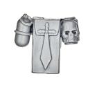 Warhammer 40k Bitz: Grey Knights - Grey Knight Terminatoren - Accessoire L - Gürteltasche