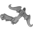 Warhammer AoS Bitz: Dark Elves - Schreckensspeere - Repetierarmbrust A2 - Arm