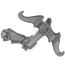 Warhammer AoS Bitz: Dark Elves - Schreckensspeere - Repetierarmbrust B2 - Arm