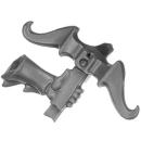 Warhammer AoS Bitz: Dark Elves - Schreckensspeere - Repetierarmbrust G2 - Arm