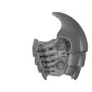 Warhammer 40K Bitz: Tyraniden - Schwarmwache / Tyrantenwache - Torso A2 - Links