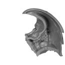 Warhammer 40K Bitz: Tyranids - Hive Guard / Tyrant Guard - Torso B1 - Right