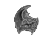 Warhammer 40K Bitz: Tyranids - Hive Guard / Tyrant Guard - Torso C2 - Left