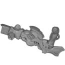 Warhammer 40K Bitz: Tyranids - Hive Guard / Tyrant Guard - Weapon A2c - Cannon