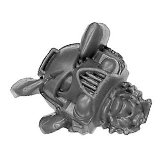 Warhammer 40K Bitz: Tyranids - Hive Guard / Tyrant Guard - Rending Claw E2 - Space Marine Head