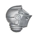 Warhammer 40k Bitz: Grey Knights - Grey Knight Terminatoren - Kopf C