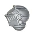Warhammer 40k Bitz: Grey Knights - Grey Knight Terminatoren - Kopf E