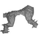 Warhammer AoS Bitz: CHAOS - 005 - Drachenoger - Beine B2a...