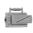 Warhammer 40k Bitz: Imperial Guard - Imperial Heavy Weapon Squad - Ammunition A2 - Lascannon, Box