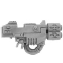 Warhammer 40k Bitz: Space Marines - Trike - Multimelter A1