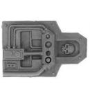 Warhammer 40k Bitz: Space Marines - Trike - Seitenwagen A3 - Back